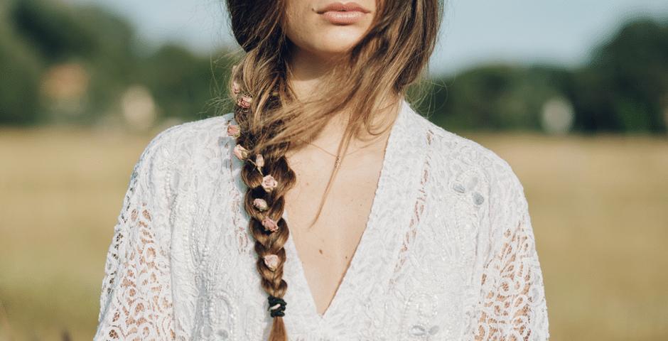 Inspiracion Peinados Faciles Con Trenzas Para Mamas Una Mama - Peinado-trenza-facil