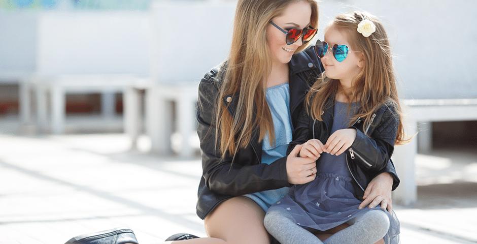 ¿Cómo debe vestirse una madre?